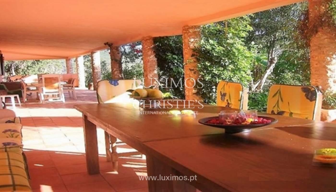 Propiedad en venta con piscina en Silves, Algarve, Portugal_136577