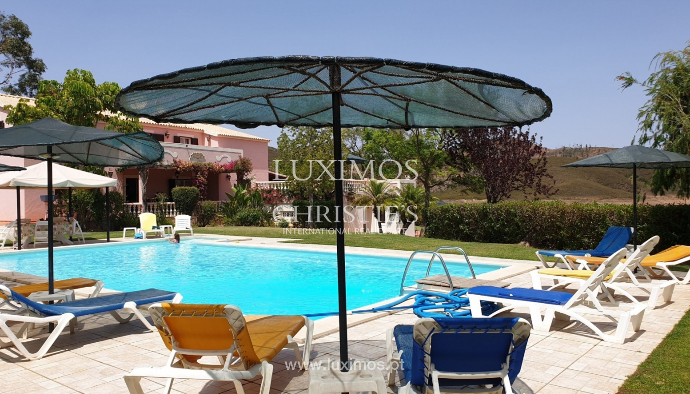 Sale of property with pool in Silves, Algarve, Portugal_136587