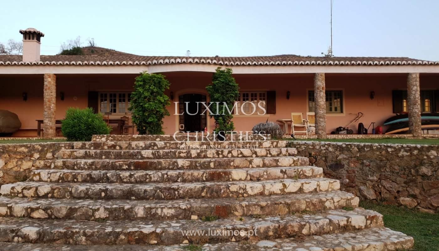 Propiedad en venta con piscina en Silves, Algarve, Portugal_136589