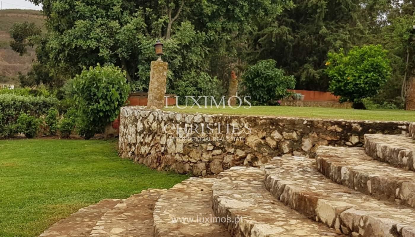 Propiedad en venta con piscina en Silves, Algarve, Portugal_136594