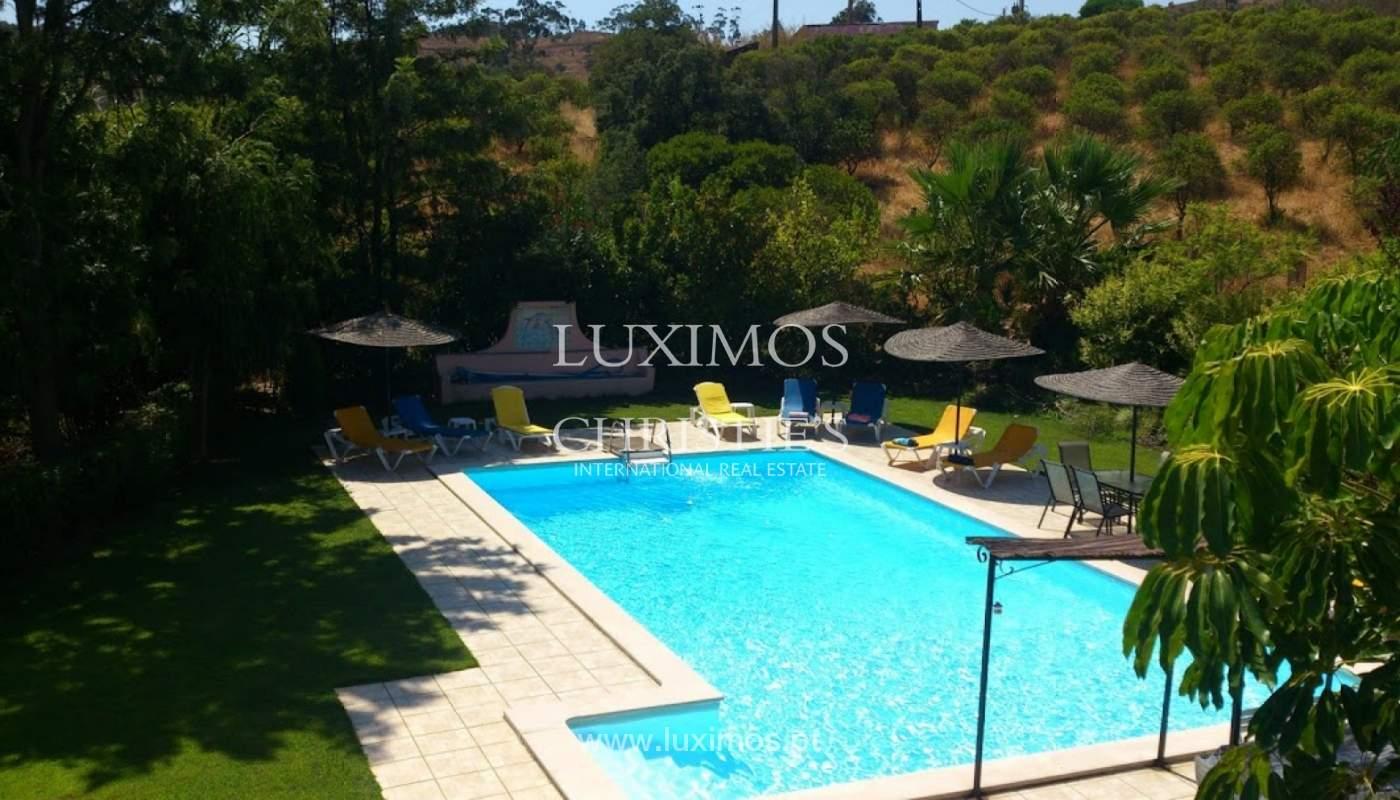 Propiedad en venta con piscina en Silves, Algarve, Portugal_136599
