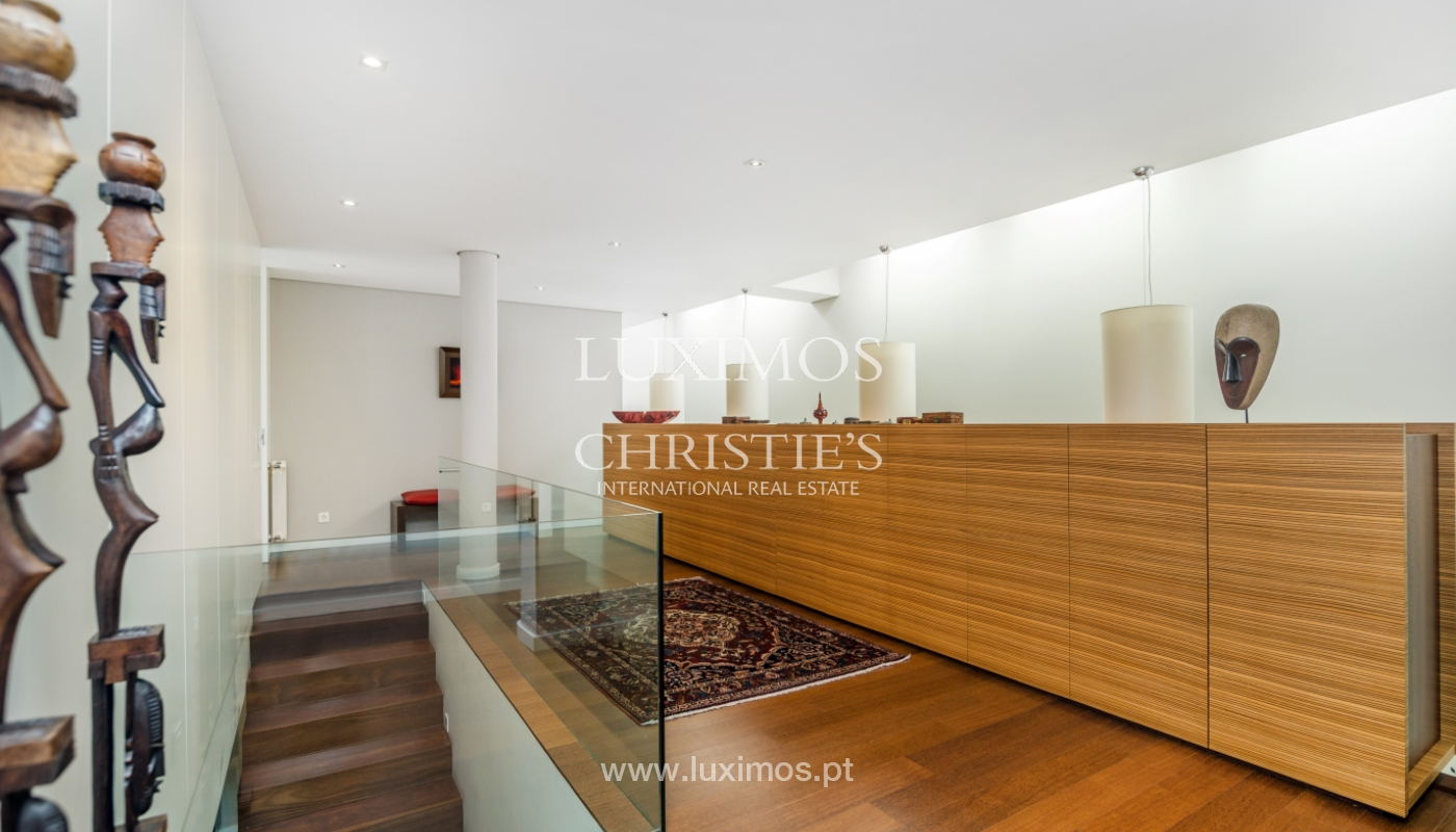 Modern house for sale, near the city park, in Porto, Portugal_136618