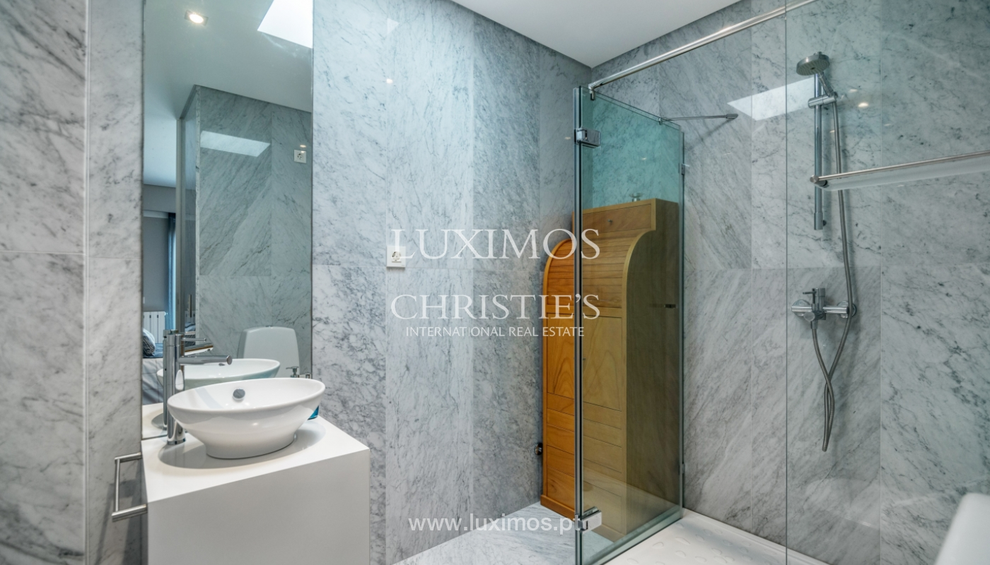 Modern house for sale, near the city park, in Porto, Portugal_136622