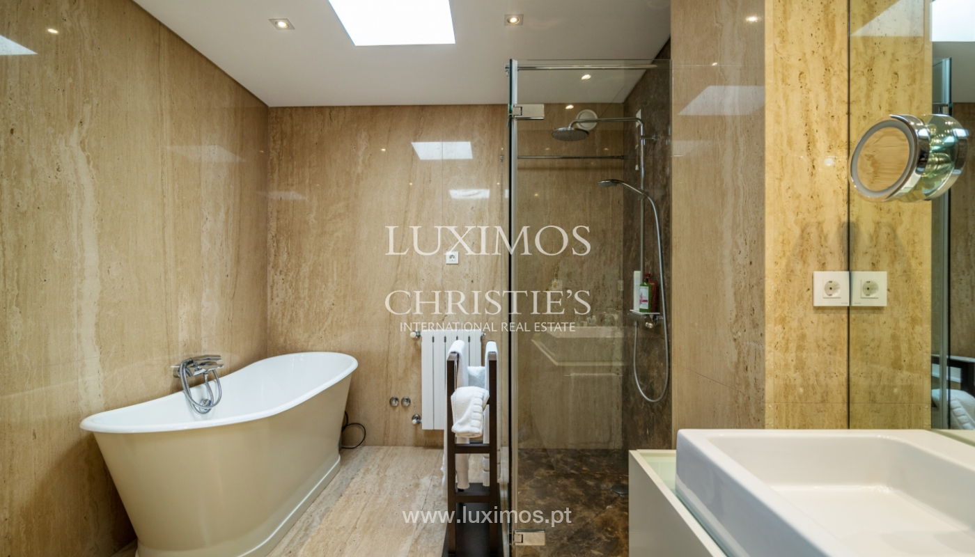 Modern house for sale, near the city park, in Porto, Portugal_136623