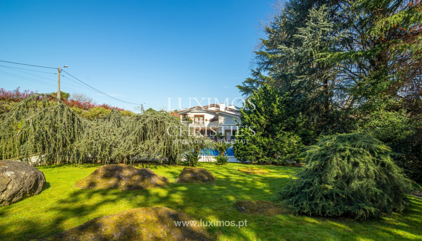 House with garden and pool, for sale, in Vila Nova de Famalicão, Portugal_136638