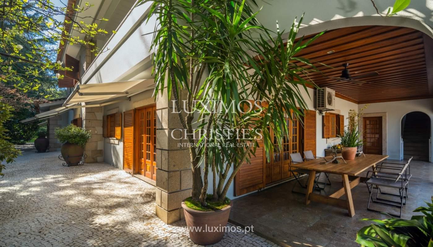 Haus mit Garten und Pool, zu verkaufen, in Vila Nova de Famalicão, Portugal_136640