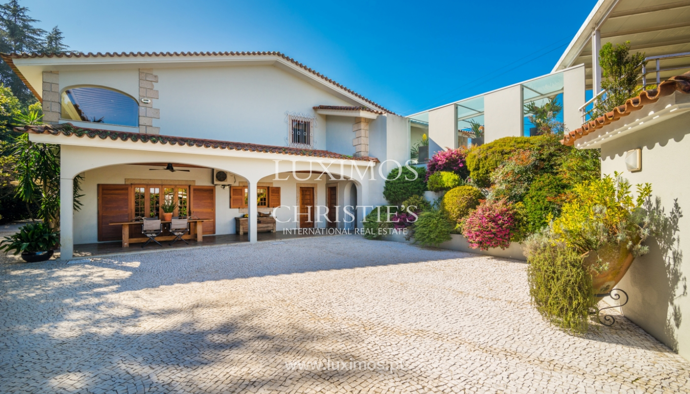 House with garden and pool, for sale, in Vila Nova de Famalicão, Portugal_136643