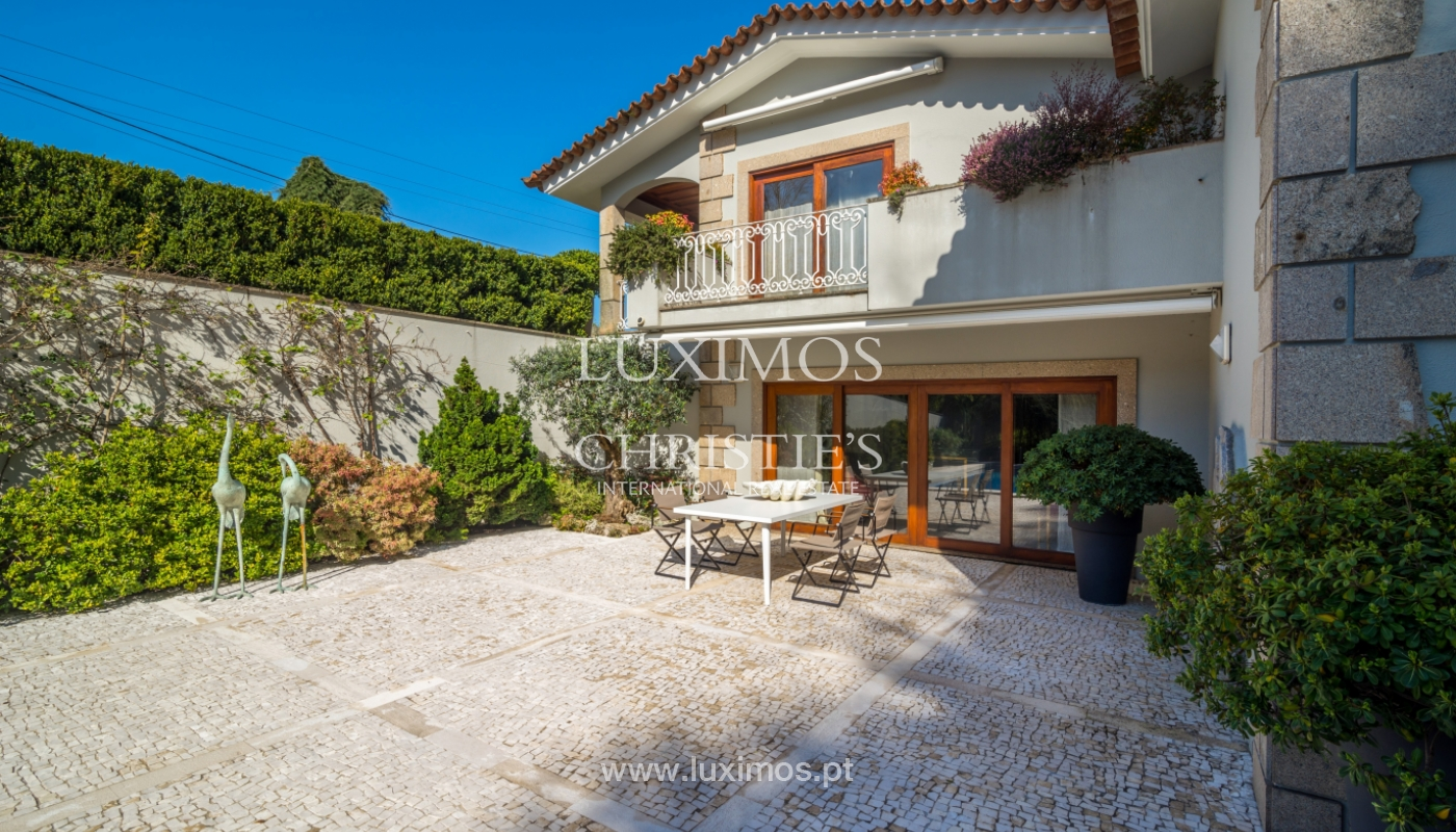 House with garden and pool, for sale, in Vila Nova de Famalicão, Portugal_136645