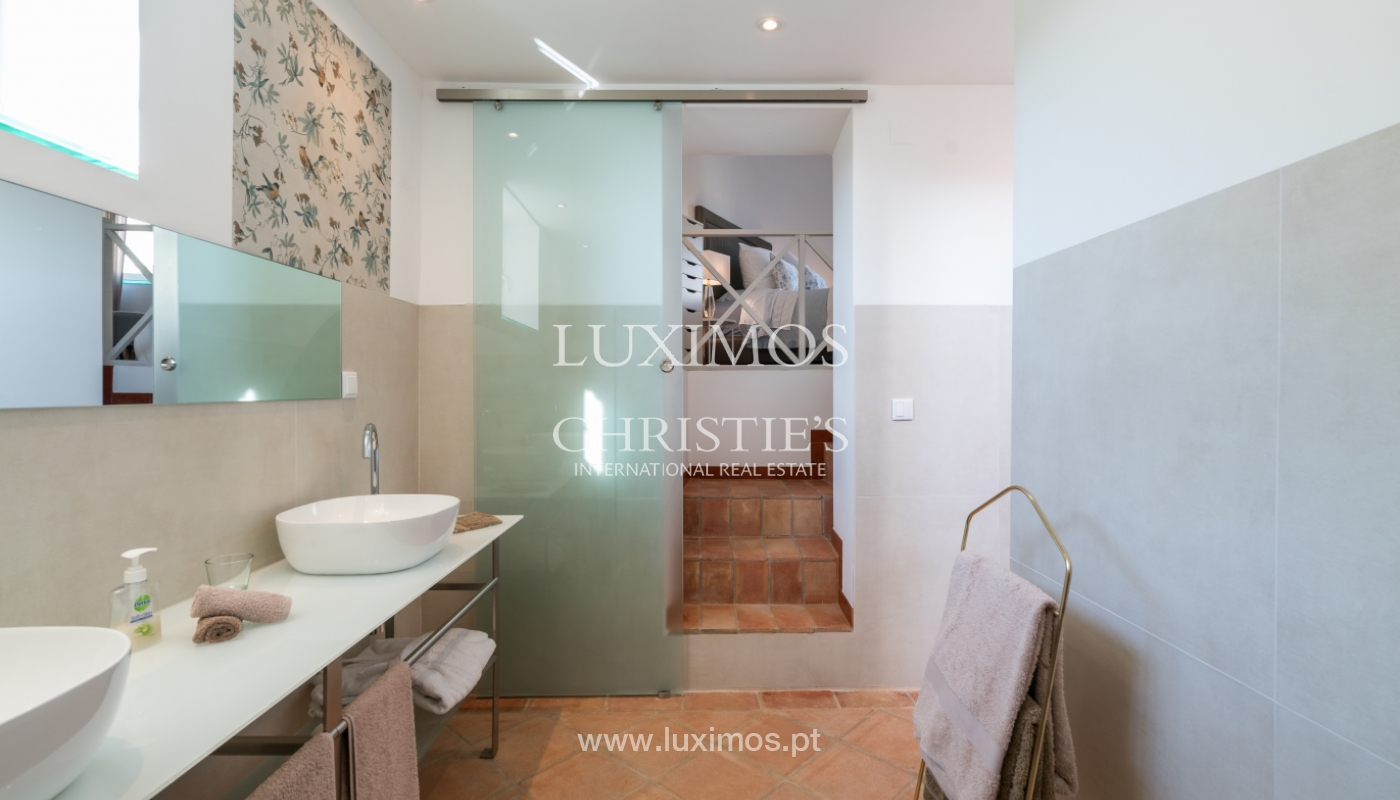 Sale of house with pool and garden in Loulé, Algarve, Portugal_136681