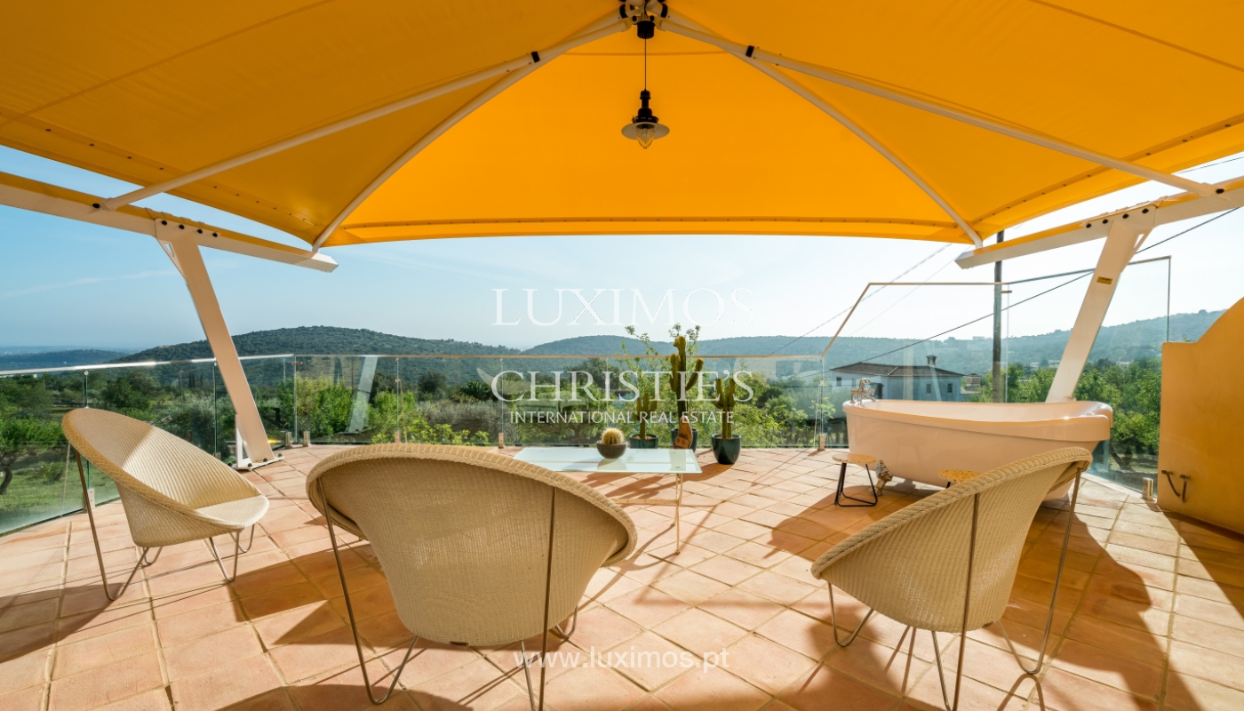 Sale of house with pool and garden in Loulé, Algarve, Portugal_136697