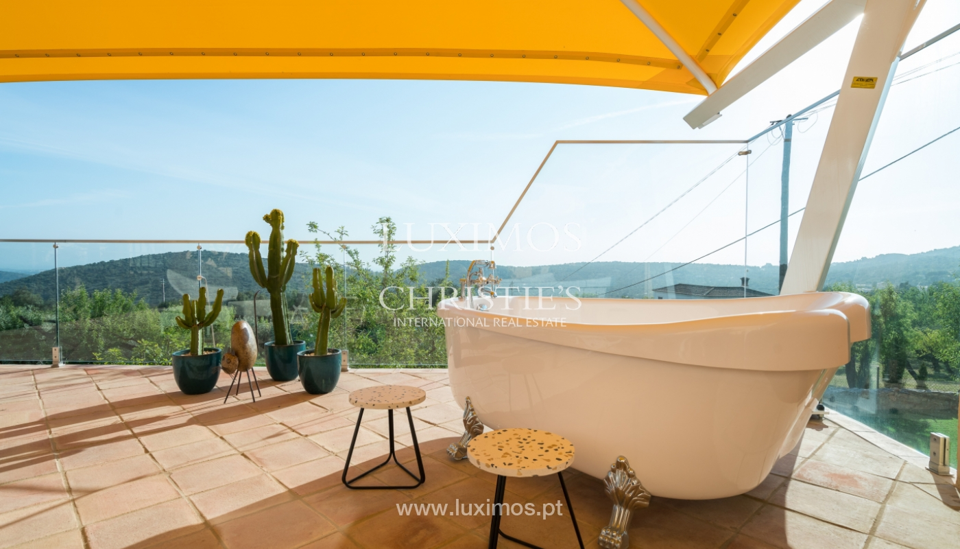 Sale of house with pool and garden in Loulé, Algarve, Portugal_136699