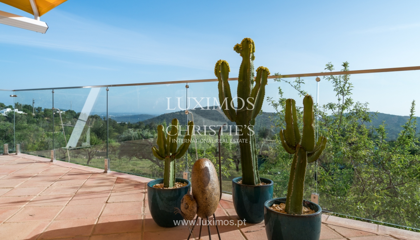 Sale of house with pool and garden in Loulé, Algarve, Portugal_136700
