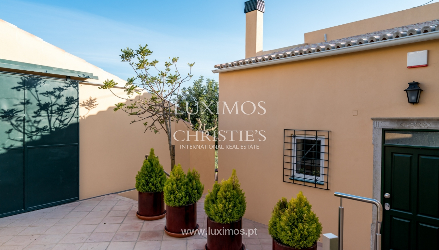 Sale of house with pool and garden in Loulé, Algarve, Portugal_136711