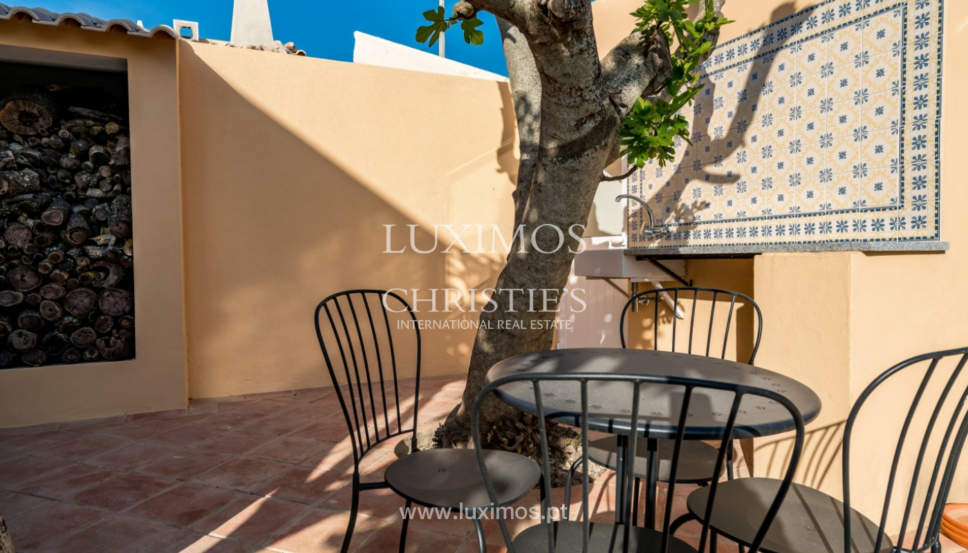 Sale of house with pool and garden in Loulé, Algarve, Portugal_136723