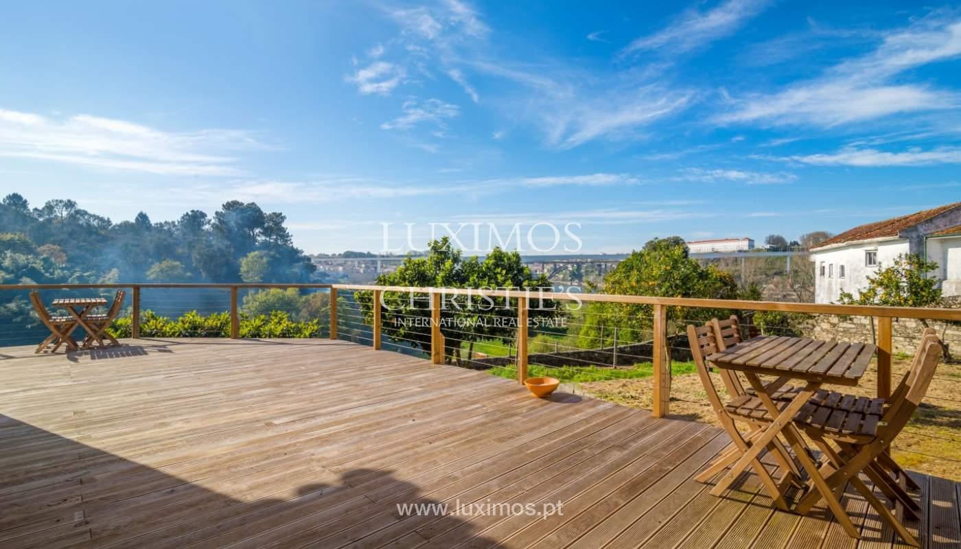 Sale of farm with views to the Douro River, Vila Nova de Gaia, Portugal_136745