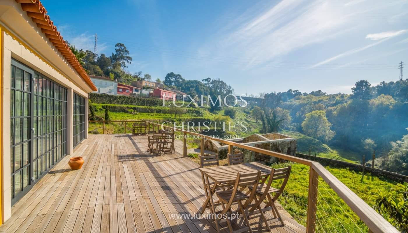 Sale of farm with views to the Douro River, Vila Nova de Gaia, Portugal_136746
