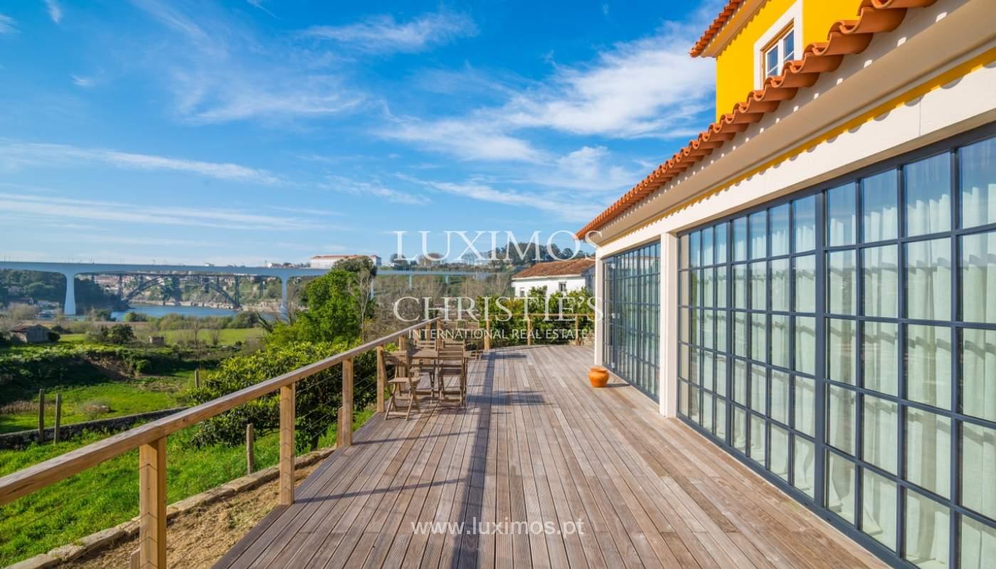 Sale of farm with views to the Douro River, Vila Nova de Gaia, Portugal_136747