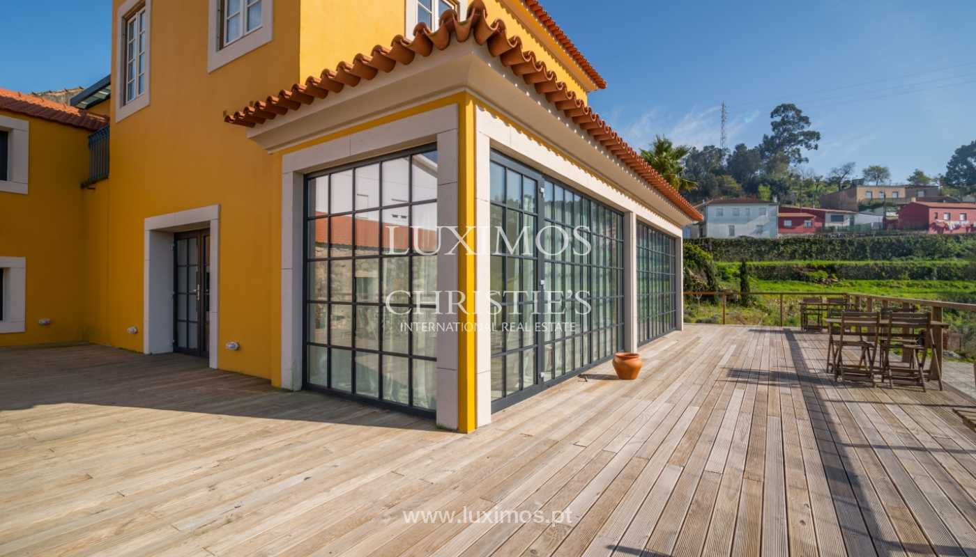 Sale of farm with views to the Douro River, Vila Nova de Gaia, Portugal_136748