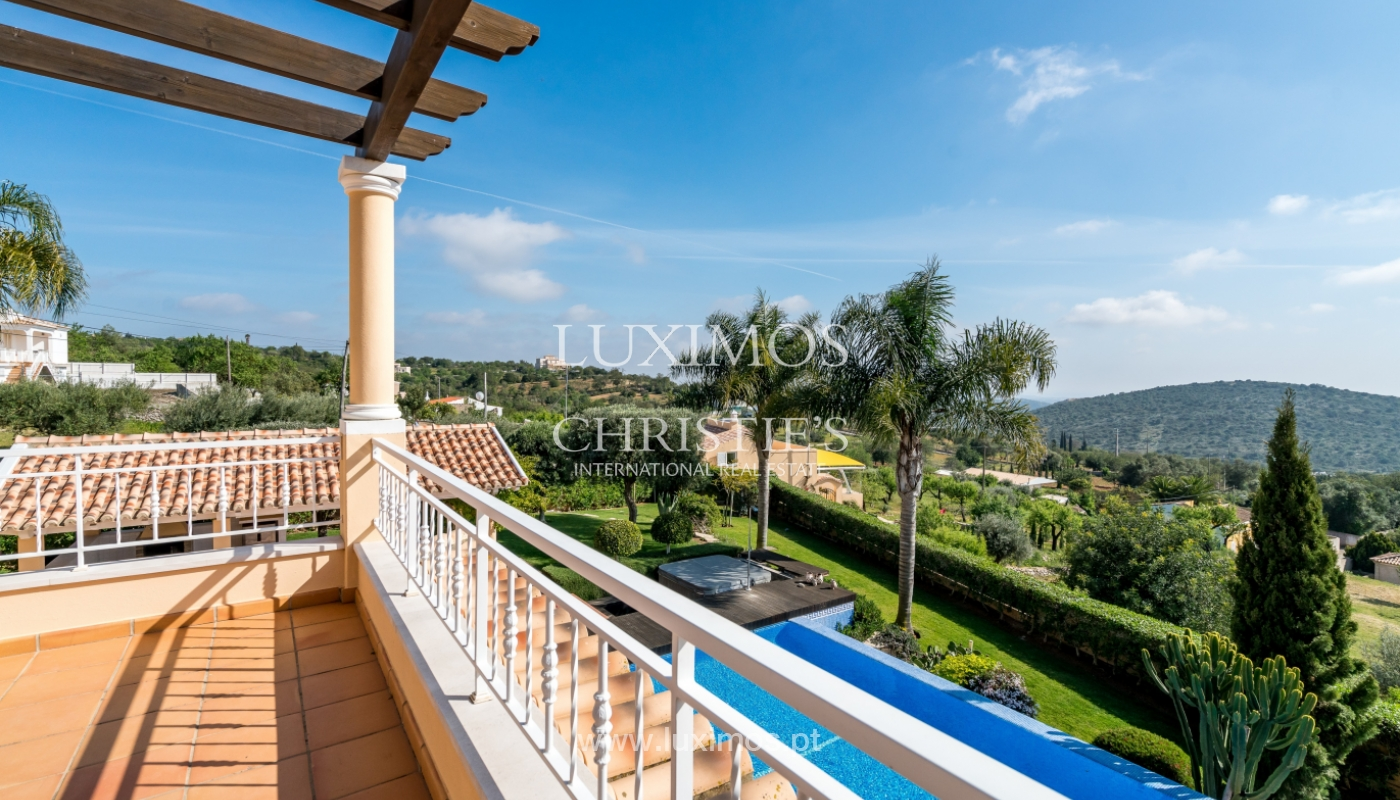 Sale of house with pool and garden in Loulé, Algarve, Portugal_136773