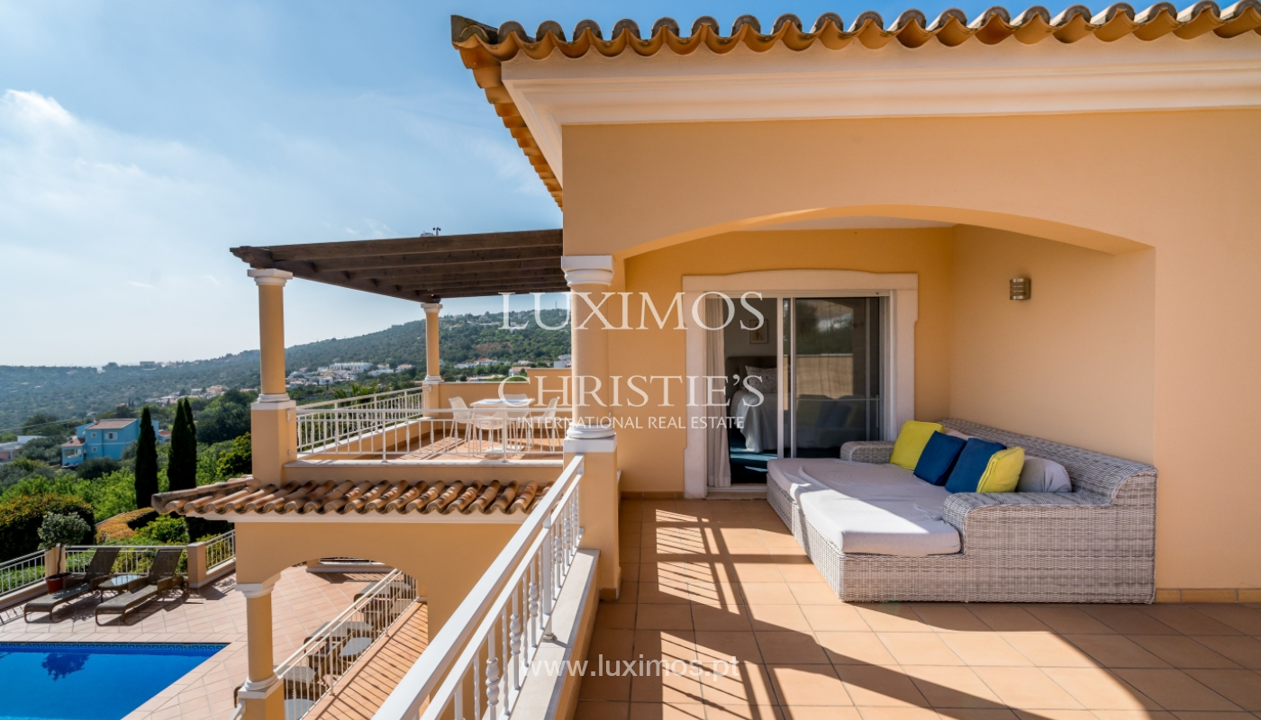 Sale of house with pool and garden in Loulé, Algarve, Portugal_136776