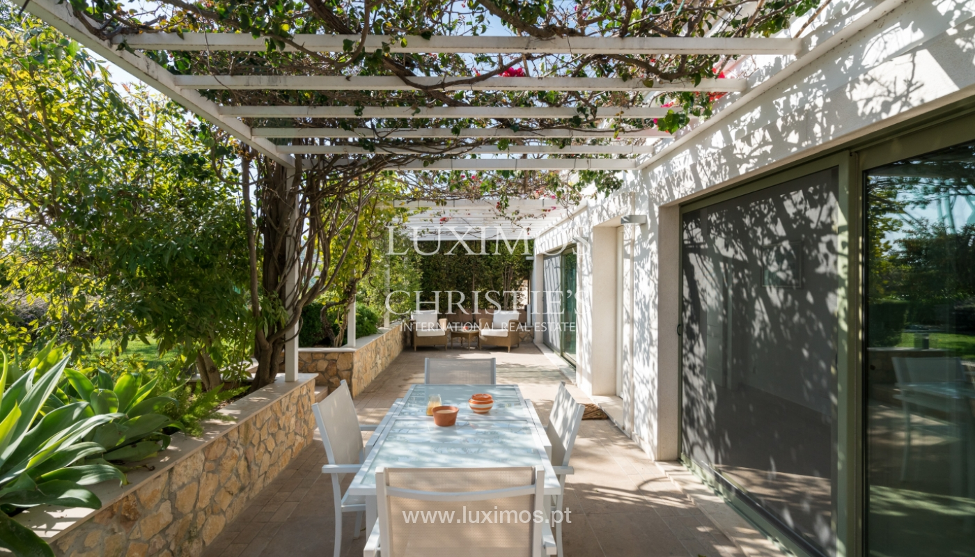 Sale of house with pool and garden in Loulé, Algarve, Portugal_136786