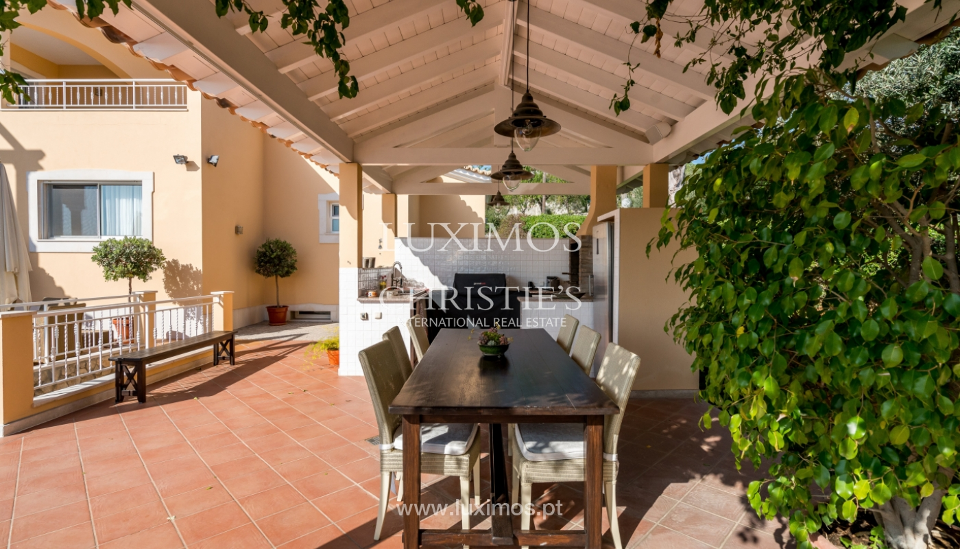 Sale of house with pool and garden in Loulé, Algarve, Portugal_136790