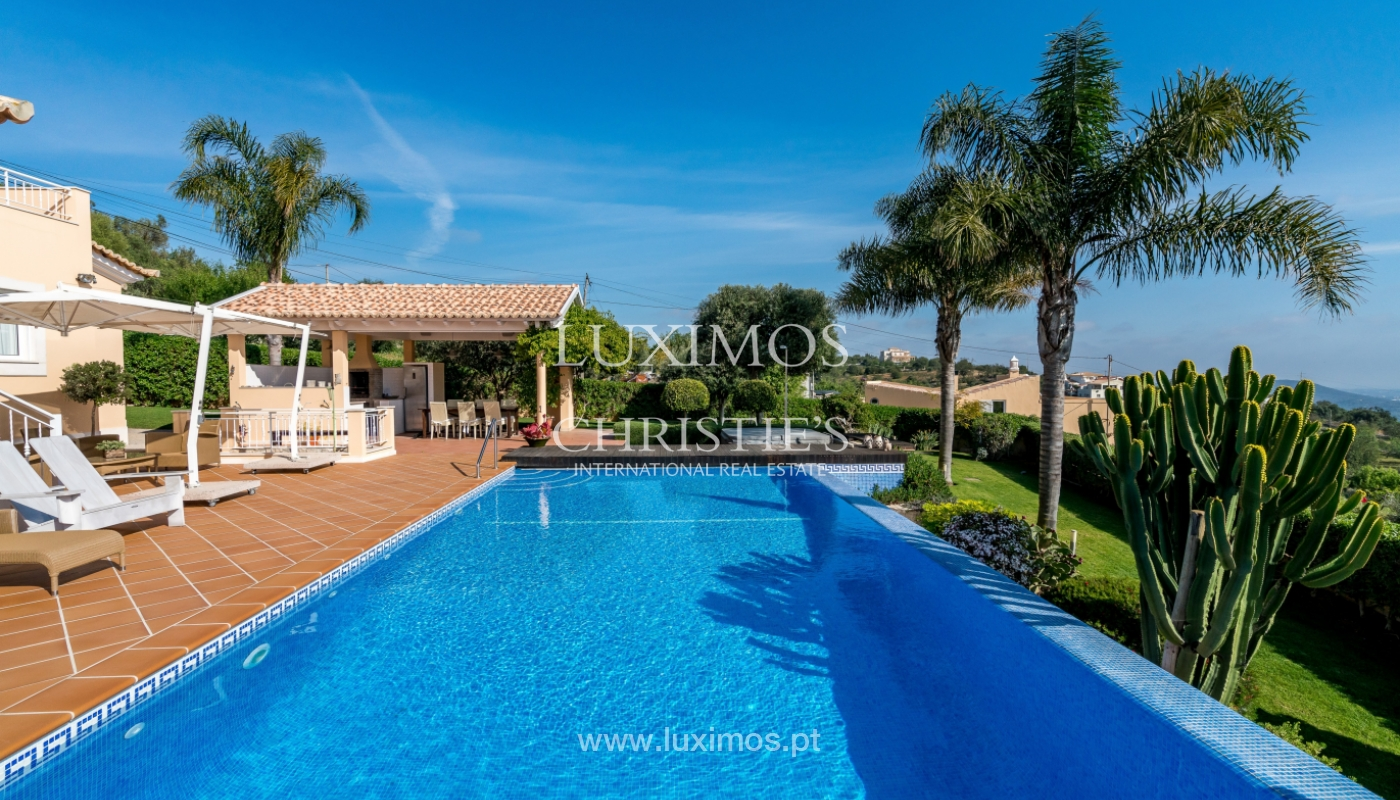 Sale of house with pool and garden in Loulé, Algarve, Portugal_136795