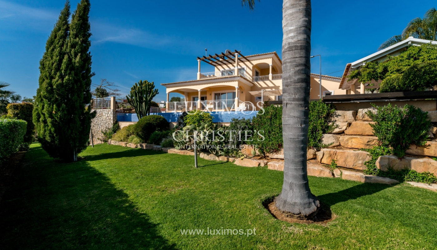Sale of house with pool and garden in Loulé, Algarve, Portugal_136797