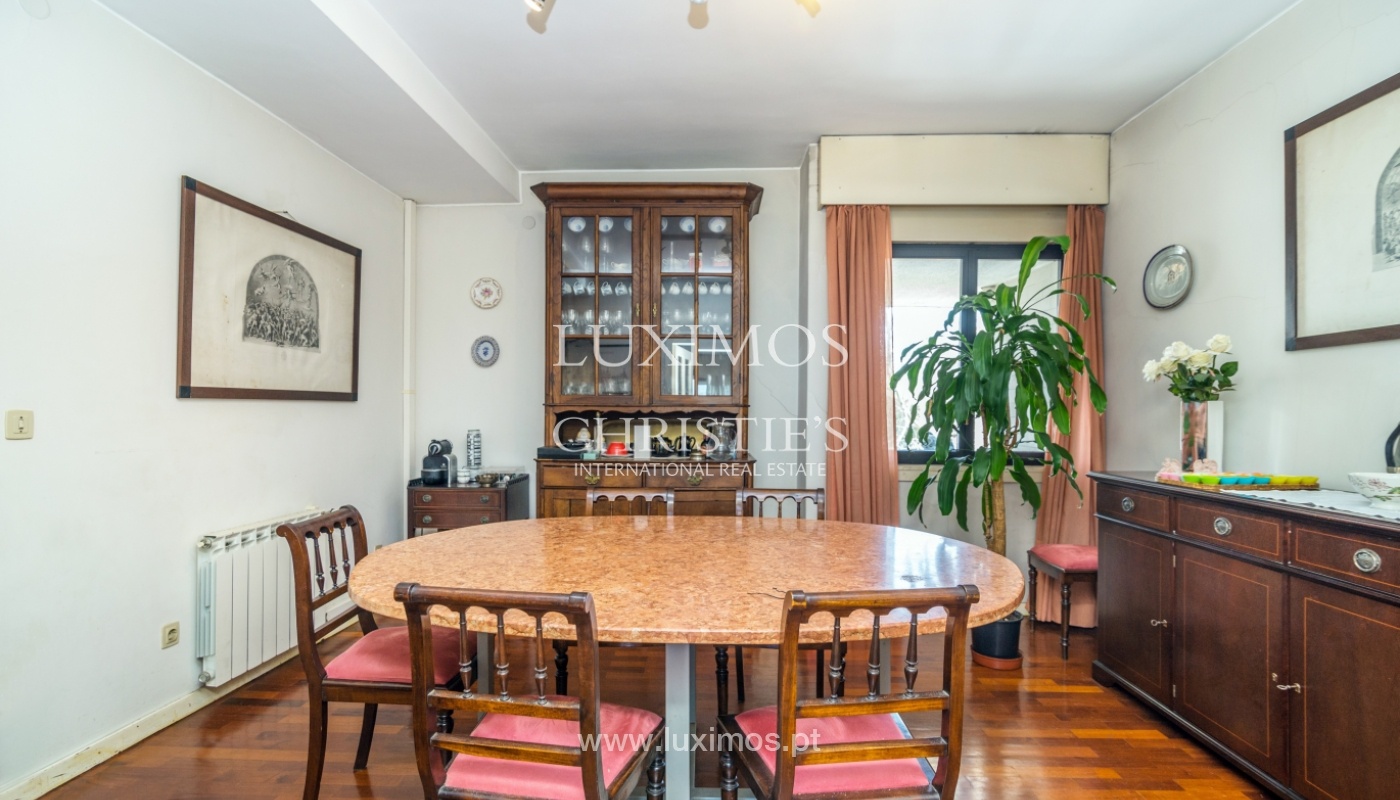 Sale of duplex apartment with balcony and sea views, in Porto, Portugal_136818