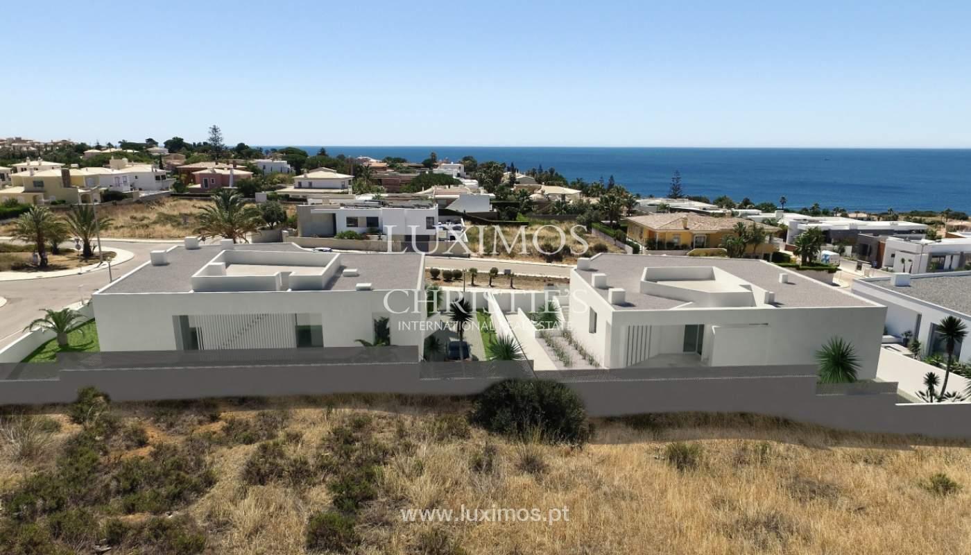 La vente de la maison, moderne, nouvelle, avec vue sur la mer à Lagos, Algarve_137064