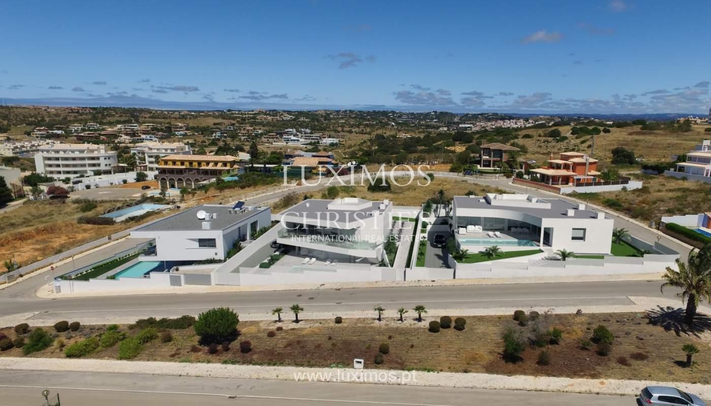 La vente de la maison, moderne, nouvelle, avec vue sur la mer à Lagos, Algarve_137065
