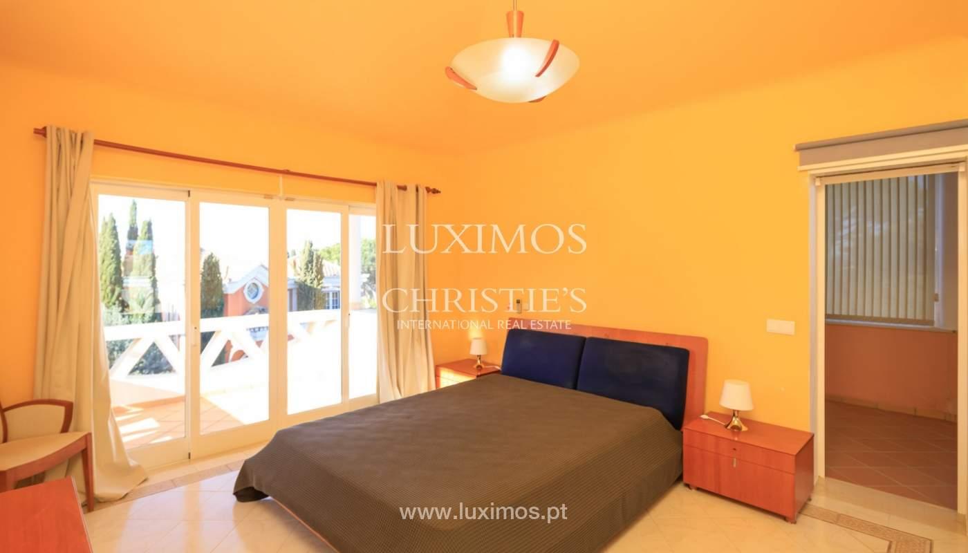Sale of villa near the sea in Vale do Lobo, Algarve, Portugal_137072