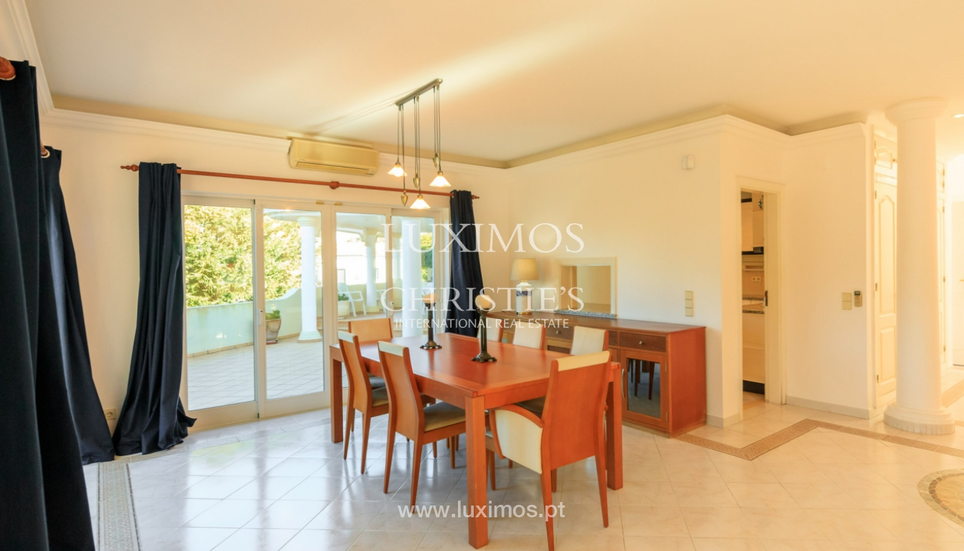 Sale of villa near the sea in Vale do Lobo, Algarve, Portugal_137073