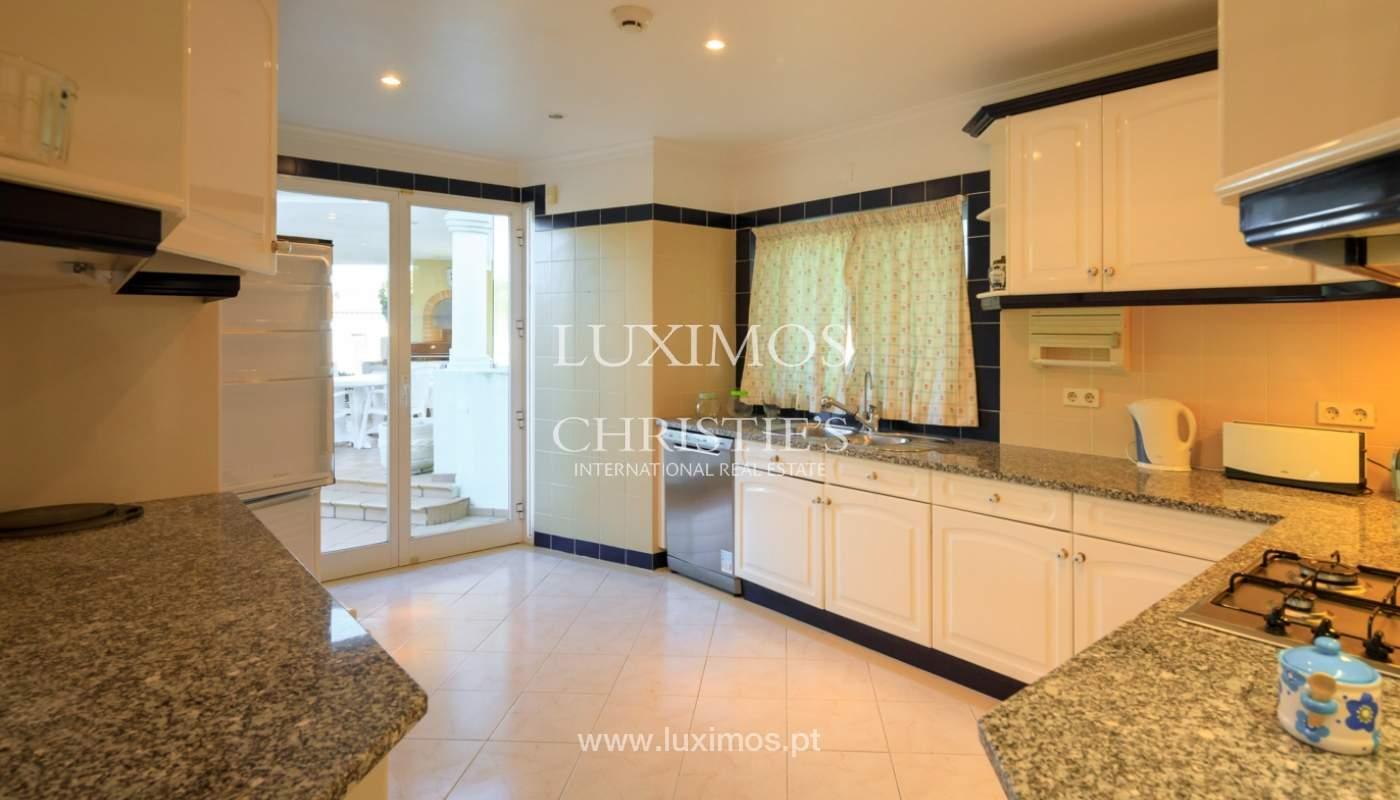Sale of villa near the sea in Vale do Lobo, Algarve, Portugal_137075