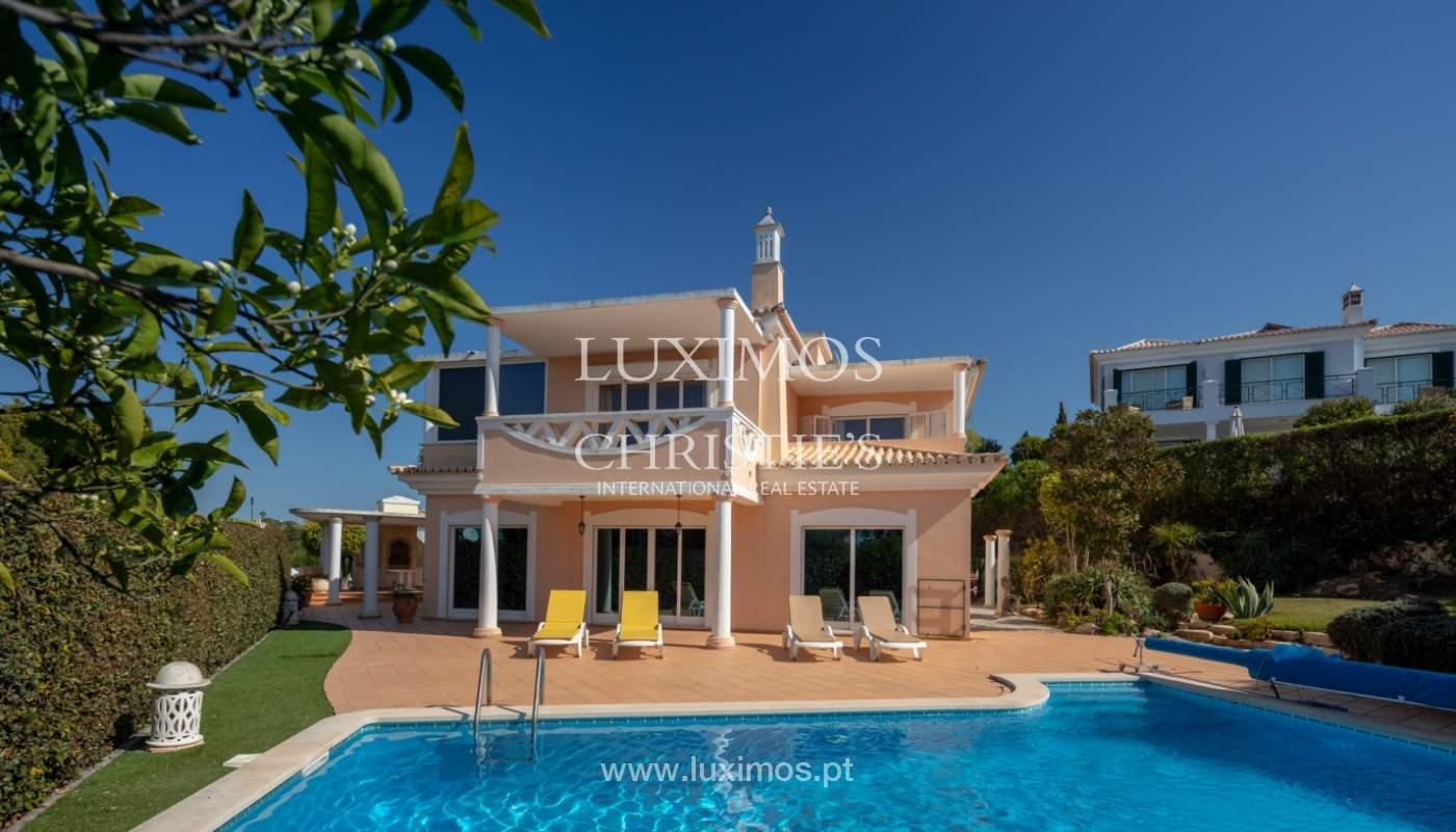 Sale of villa near the sea in Vale do Lobo, Algarve, Portugal_137076