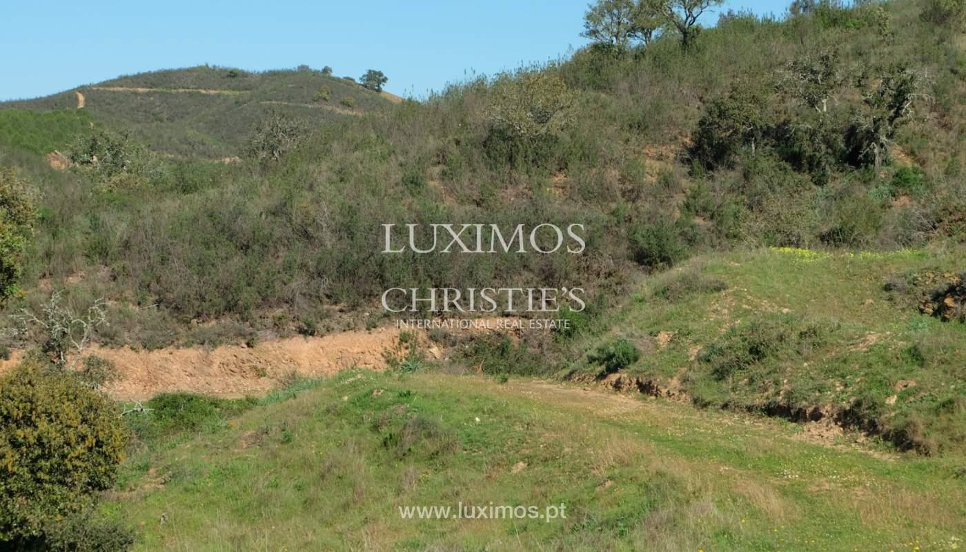 Venda de terreno com casa antiga em São Marcos da Serra, Algarve_137106