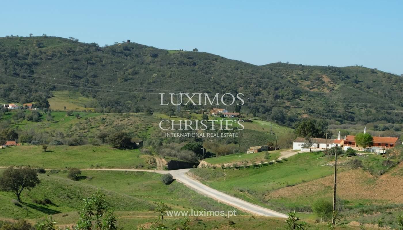 Venda de terreno com casa antiga em São Marcos da Serra, Algarve_137137