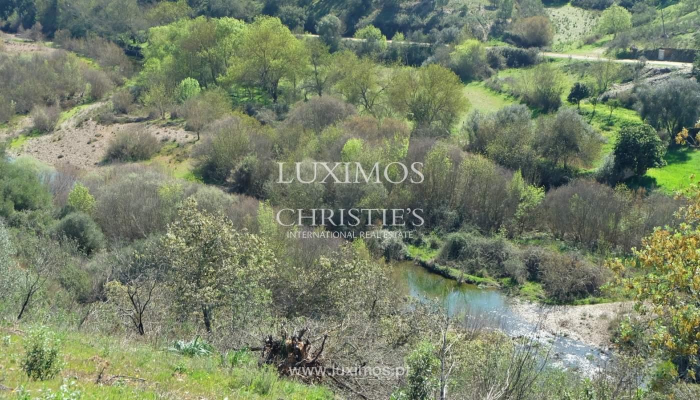Venda de terreno com casa antiga em São Marcos da Serra, Algarve_137165