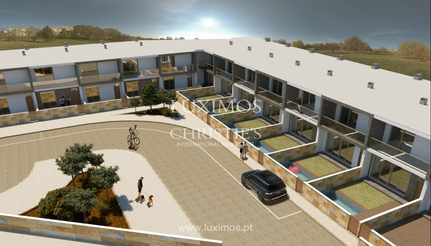Villa neuve à vendre avec piscine à Albufeira, Algarve, Portugal_137568