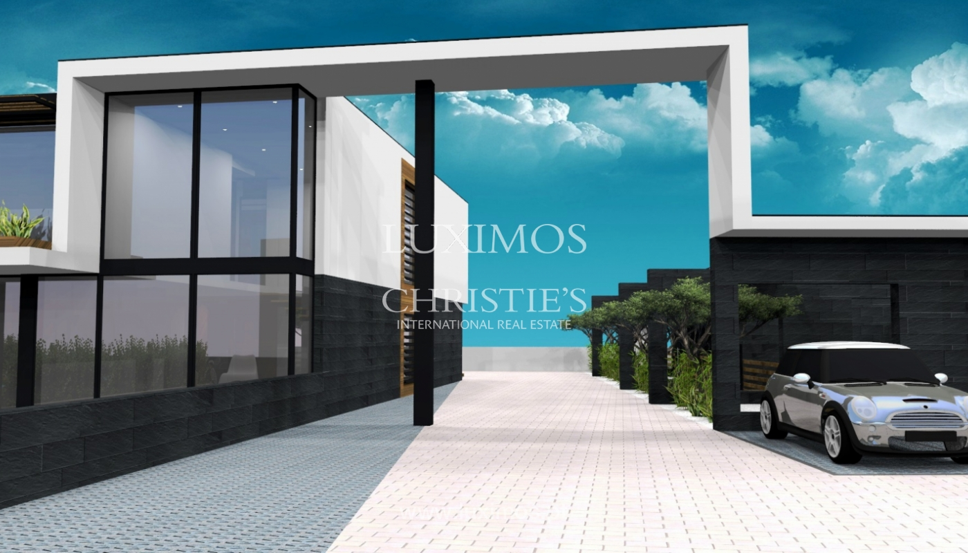 Venta de villa en condominio privado en Albufeira, Algarve, Portugal_137577