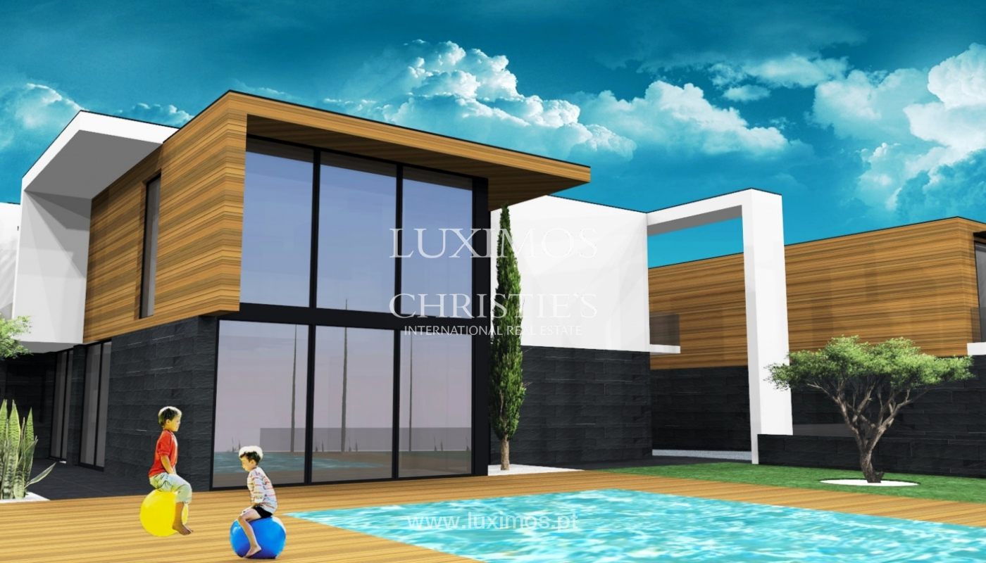 Sale of villa in private condominium in Albufeira, Algarve, Portugal_137590