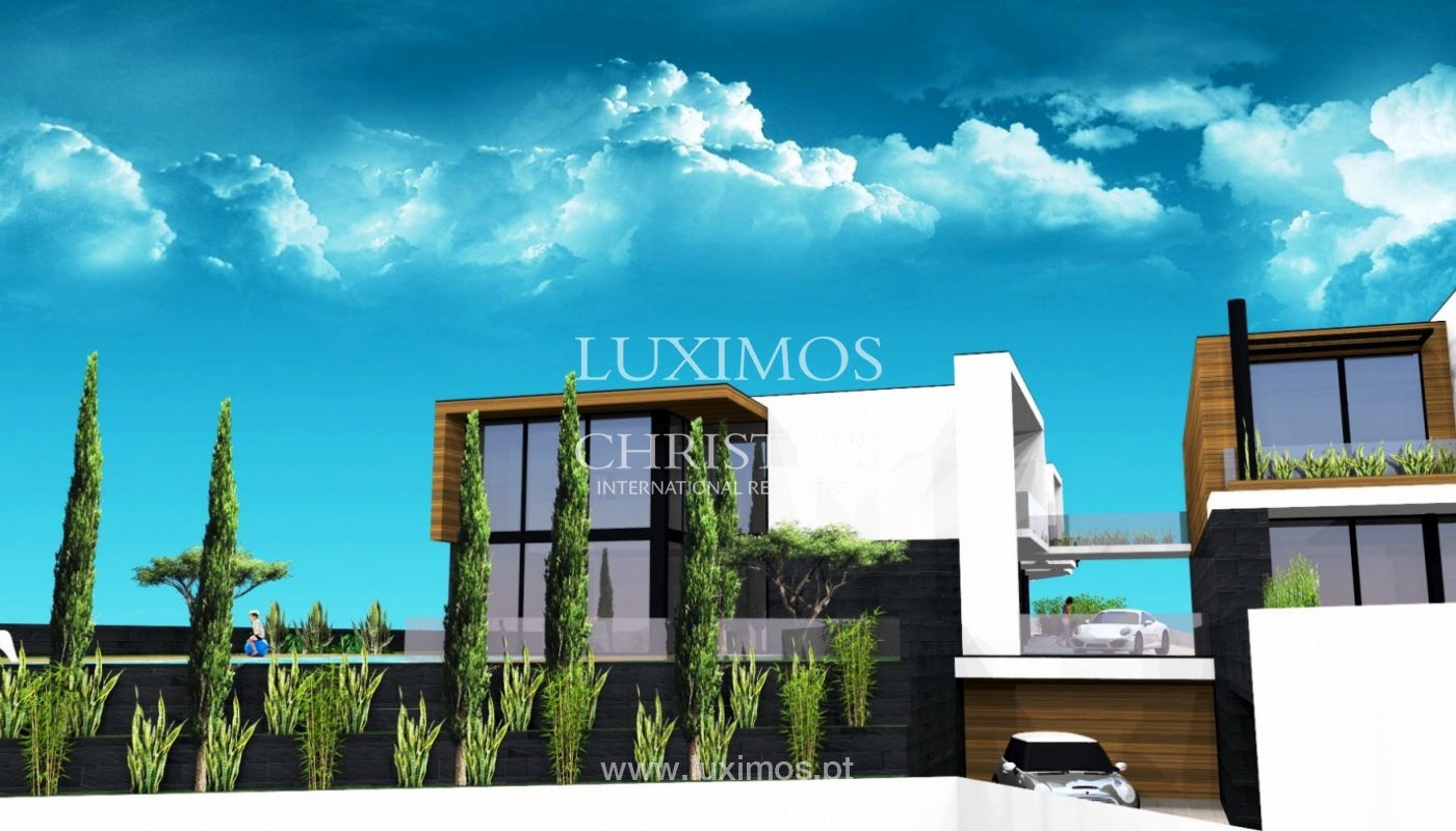 Venta de villa en condominio privado en Albufeira, Algarve, Portugal_137591