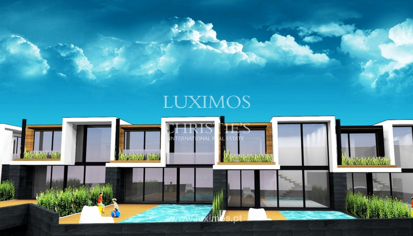 Venta de villa en condominio privado en Albufeira, Algarve, Portugal_137594