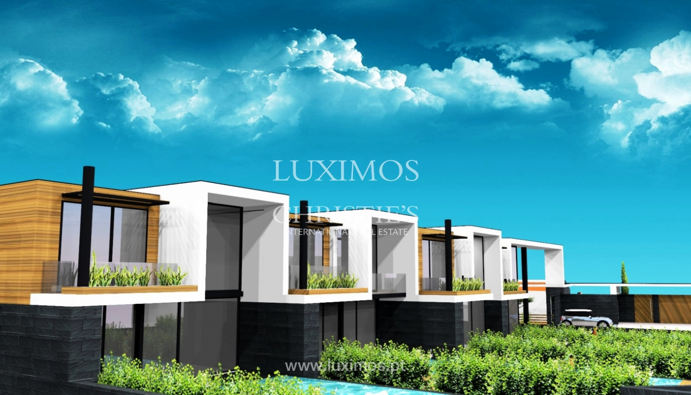 Venta de villa en condominio privado en Albufeira, Algarve, Portugal_137595