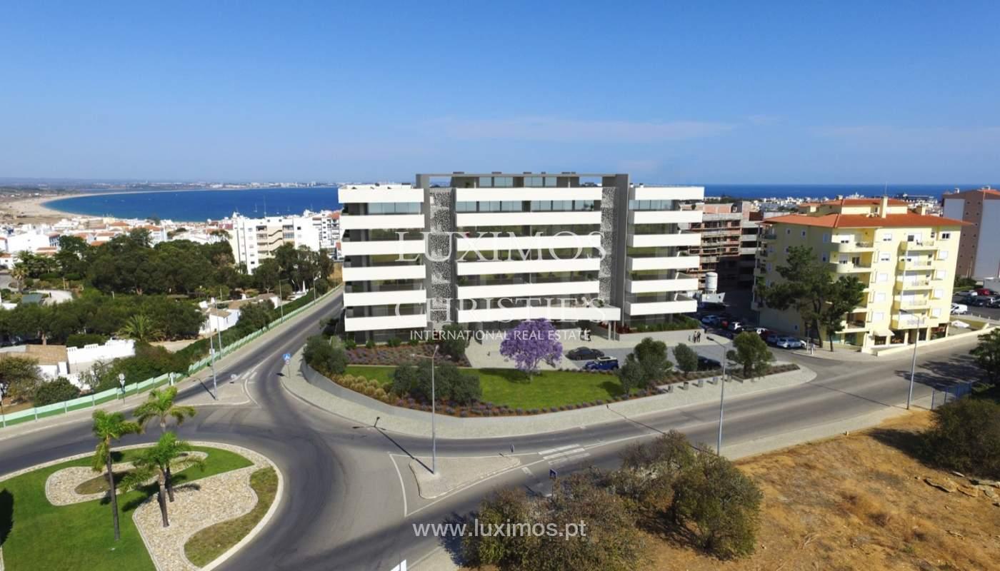 Nuevo apartamento con terraza, condominio cerrado,Lagos,Algarve,Portugal_137710