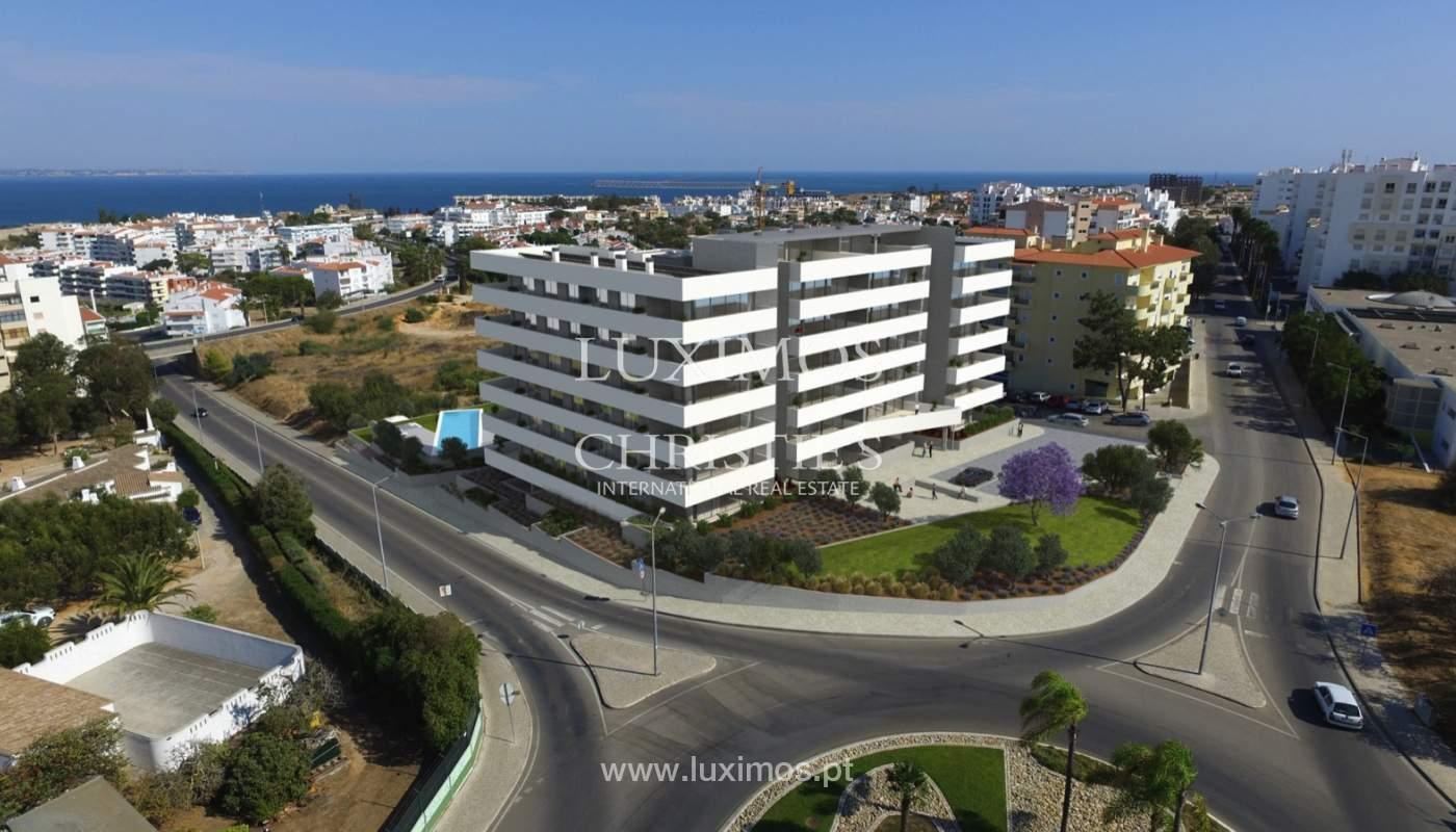 Appartement neuf avec terrasse, condominium fermé,Lagos,Algarve,Portugal_137711