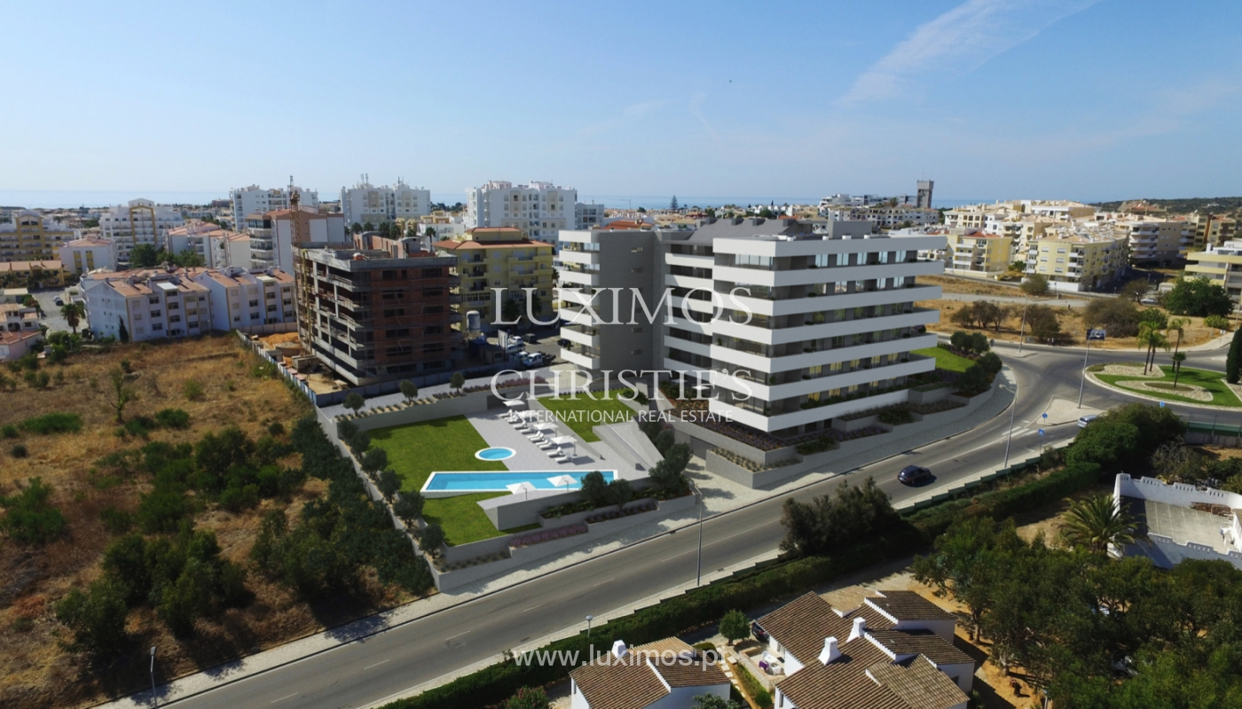 Appartement neuf avec terrasse, condominium fermé,Lagos,Algarve,Portugal_137712
