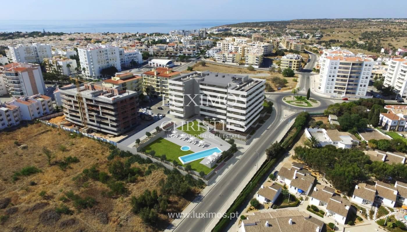 Appartement neuf avec terrasse, condominium fermé,Lagos,Algarve,Portugal_137713