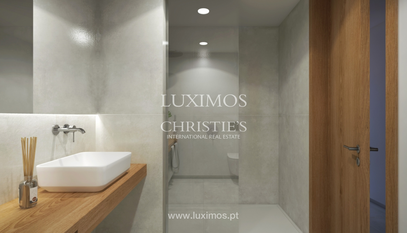 Nuevo apartamento c/ vistas mar, condominio cerrado,Lagos,Algarve,Portugal_137848
