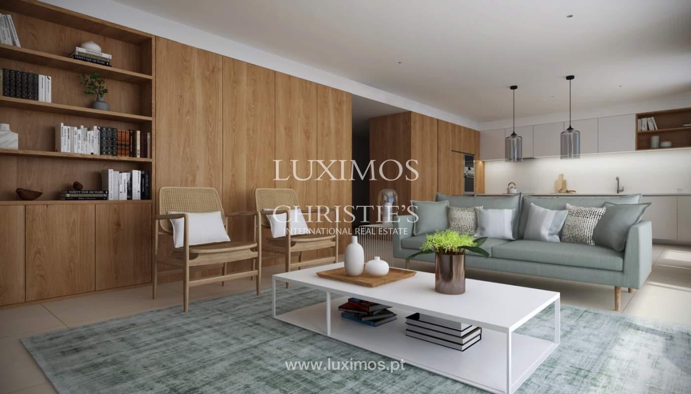 Nuevo ático con vistas al mar, condominio cerrado, Lagos, Algarve, Portugal_138022